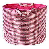 Toy Storage Basket - Pink