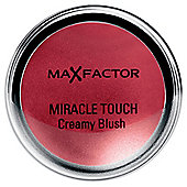 Max Factor Miracle Touch Creamy Blush03 Soft Copper