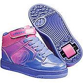 Heelys Fly 2.0 Purple/Pink Heely Shoe - Purple