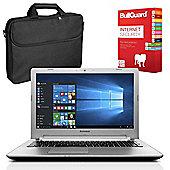 "Lenovo Z51-70 80K601CPUK 15.6"" Laptop With BullGuard Internet Security & Case"