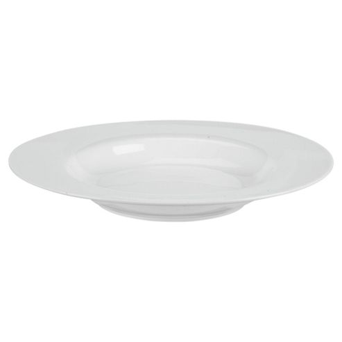 Tesco Large Porcelain Pasta Bowl