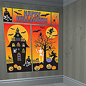 Wall Mural Decoration - Halloween Decorations (each)