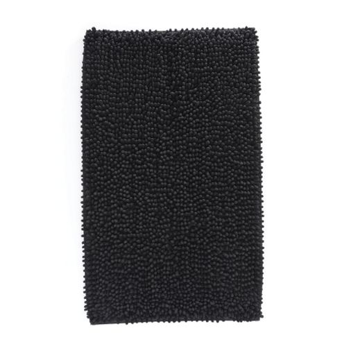 buy catherine lansfield microfibre chenille bath mat. Black Bedroom Furniture Sets. Home Design Ideas
