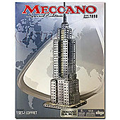 Meccano Empire State Special Edition Construction Set 6024597