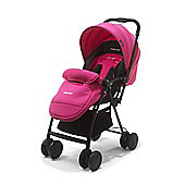 Mee-Go Feather Lightweight Stroller - Pink