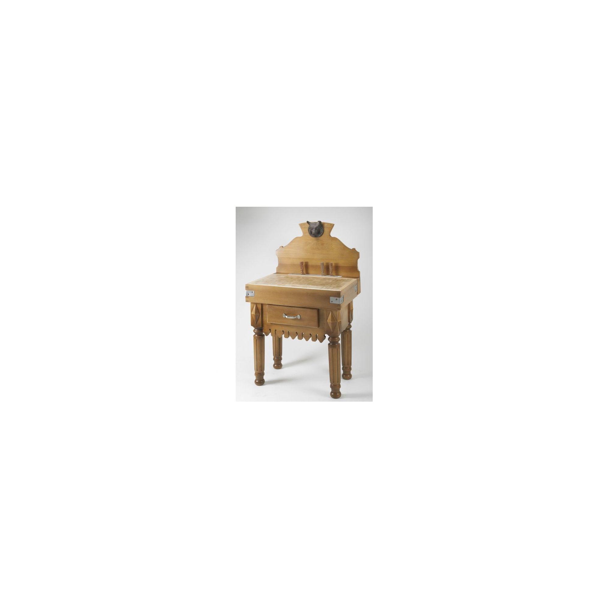 Chabret Antique Block - 135cm X 80cm X 60cm at Tesco Direct