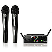 AKG WMS40 Mini 2 Vocal Set Wireless System ISM2/3