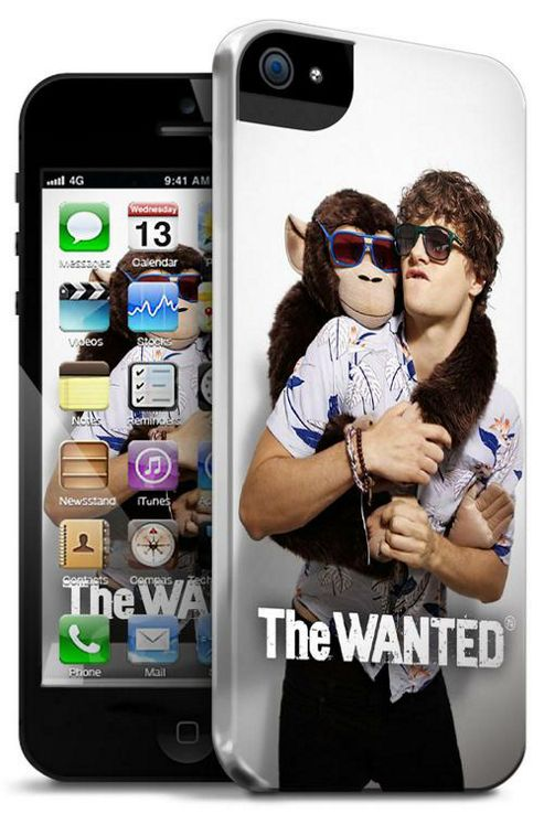 Upfront Case TRIP5TW4 Official The Wanted Phone Clip Case