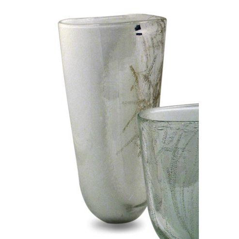 buy svaja mirage tall vase in white from our vases bowls. Black Bedroom Furniture Sets. Home Design Ideas
