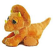 Aurora Dreamy Eyes Triceratops 30cm Plush Soft Toy