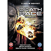 Death Race 1-3 DVD