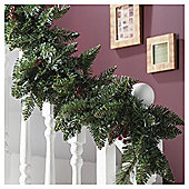 TESCO TRADITIONAL GARLAND 6FT