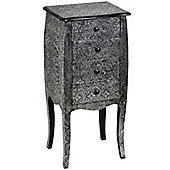 Hill Interiors Marrakech 4 Drawer Tall Boy