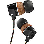HOUSE OF MARLEY ZION EARPHONES (MIDNIGHT)