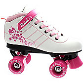 NEW SFR Street 86 Boys/Girls/Adult Quad Roller Skates 3 Colours Sz Jnr 11 - UK8