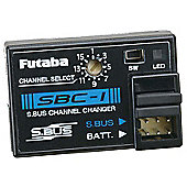Futaba SBC-1 S.Bus Channel Setting Tool