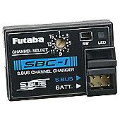 Futaba SBC-1 S.Bus Channel Setting Tool