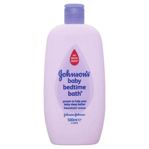 Johnsons Baby Bedtime Bath 500ML