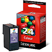 Lexmark Colour No 1 Colour Inkjet Cartridge