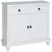 Pacific Lifestyle 2 Drawer 2 Door Cabinet