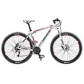 "2014 Whistle Patwin 1488D 17"" 27-Speed 29er Mountain Bike"