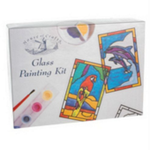 MK008 Glass Painting Kit
