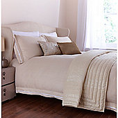 Casa Couture Herringbone Oxford Pillowcase Pair