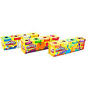 Hasbro Play-Doh Modeling Compound 4 Pack
