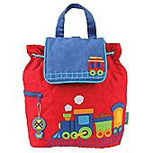 Children's Red Train Backpack