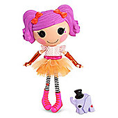 Lalaloopsy Peanut Big Top Doll