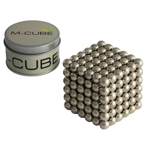 M-Cube Magnetic Puzzle and Stress Reliever