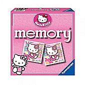 Hello Kitty Memory Game - Ravensburger