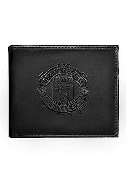 Manchester United FC Wallet - Black