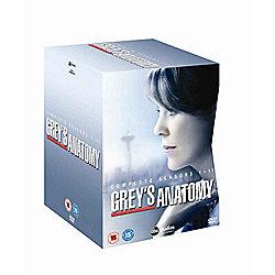 Grey's Anatomy Season 1-11 DVD