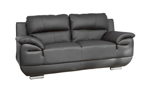 Buy Sofa Collection Palencia Sofa 2 Seat Black From