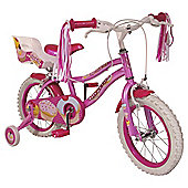 "Silverfox Sprinkles 14"" Girls Bike"