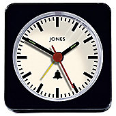 Jones & Co Sleep Alarm Clock, Black