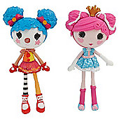 Lalaloopsy Workshop Double Pack - Princess and Clown