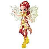 My Little Pony Legend Of Everfree Equestria Girls Crystal Gala Sunset Shimmer Doll