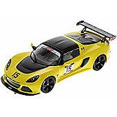 Scalextric Slot Car C3509 Lotus Exige V6 Cup-R