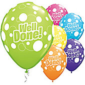 11' Well Done Dots (25pk)