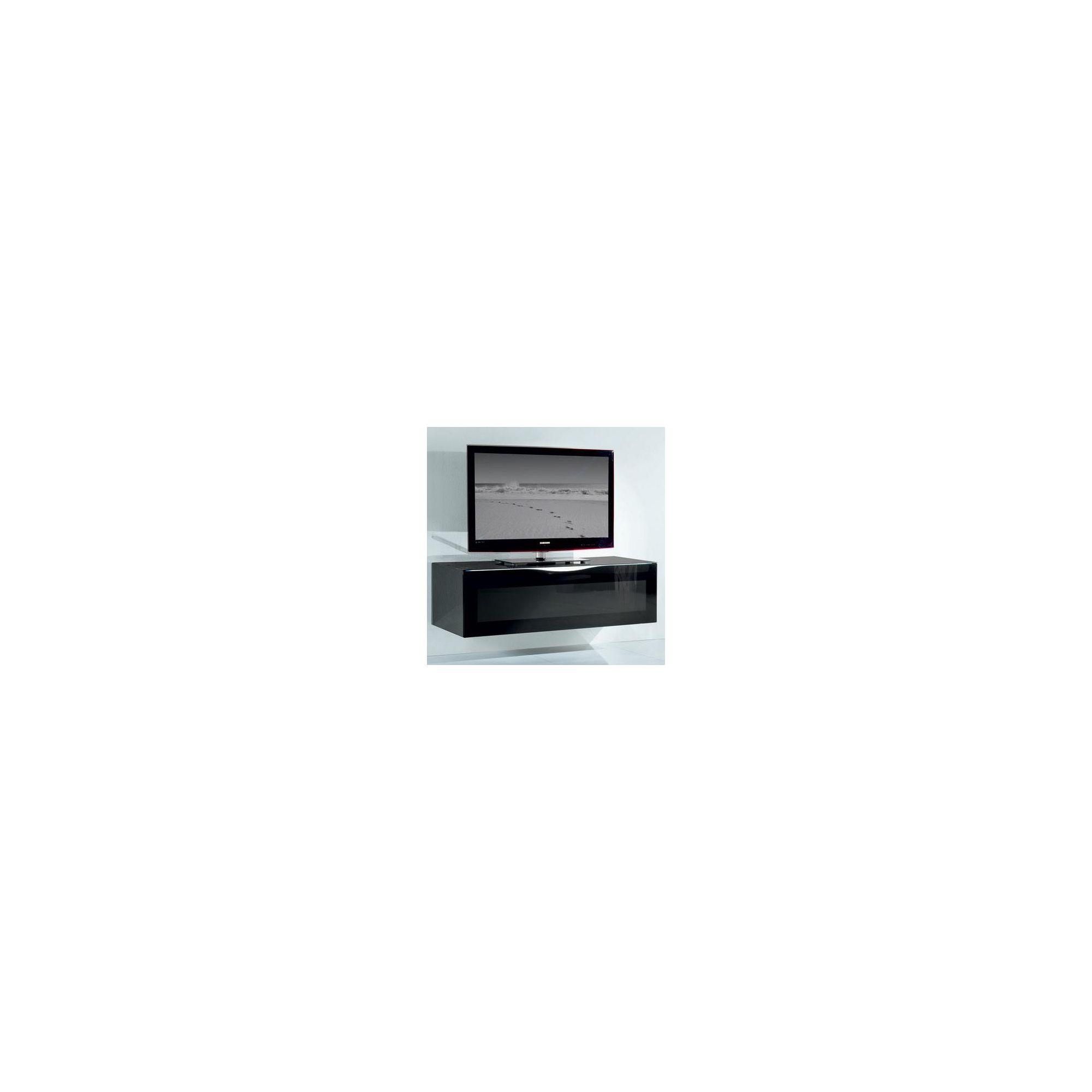 Triskom TV Cabinet - Black at Tesco Direct