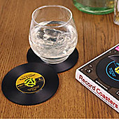 Fred Record Coasters Vinyls