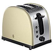 Russell Hobbs Legacy  21290 2 Slice Toaster - Cream