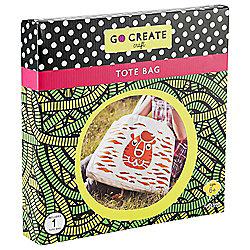 Go Create Tote Bag