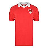Bristol City 1976 Shirt - Red