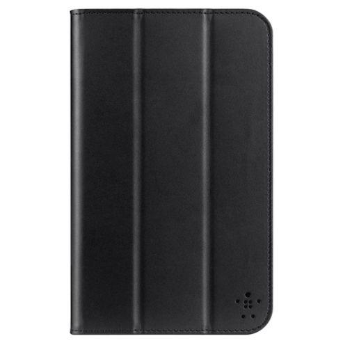 Belkin Samsung Tab 3 8in Black Tri Fold Folio