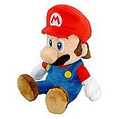 "Official Nintendo Super Mario Plush Series Stuffed Toy - 8"" Mario"