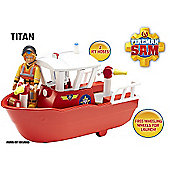 Fireman Sam Titan Boat