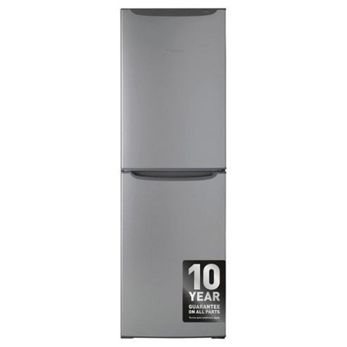 Hotpoint STF187WG Fridge Freezer, A+ Energy Rating, Graphite, 60cm